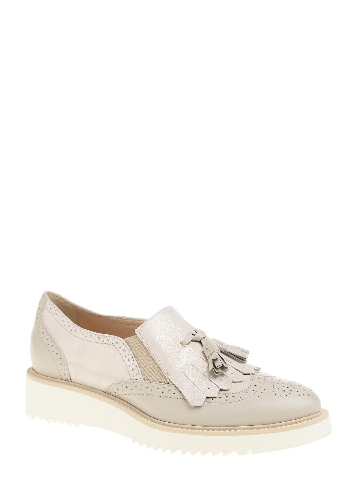 Divarese Püsküllü Oxford Ayakkabı 5019769 K Ayakkabı – 438.0 TL